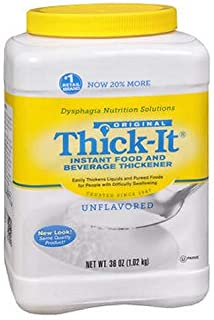 Thick-It Regular Strength Powder 36 oz (Pack of 3)