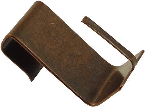 B.B. LINE MO 102/100 BR Supporti a Molla per serramenti in Alluminio, Bronzo