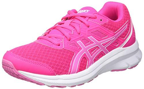 Asics Jolt 3, Road Running Shoe Mujer, Pink GLO/Dragon Fruit, 38 EU