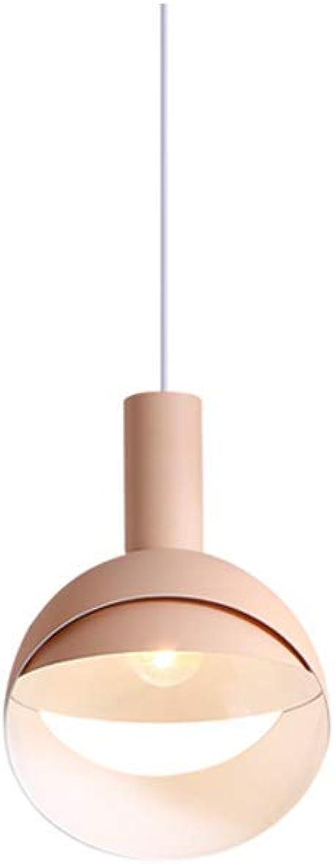 Zhang Yan ZYY Moderne minimalistische Restaurant Kronleuchter Macaron Bonbonfarben Deckenpendelleuchte Esstisch Nordic Kreative Persnlichkeit Bar Cafe Droplight E27