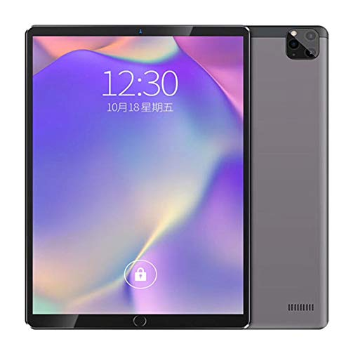 yankai Tablet 10.1 Inch, Dual SIM Card + TF Card 8MP+16MP 8500mAh Android 9.0, Support Multi-country Use
