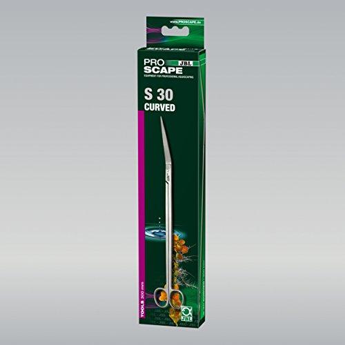 JBL ProScape Tool S 30 curved 61544 Gewinkelte Trimmschere für die Pflanzenpflege in Aquarien