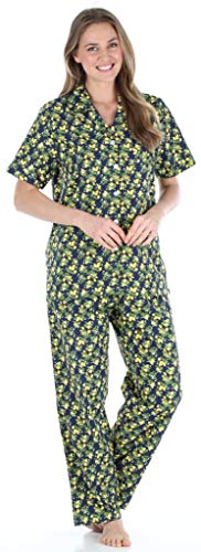 Sleepyheads Conjunto Ropa Dormir Botones Pijama Manga