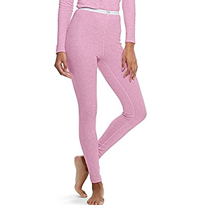 Duofold by Champion Originals 2-Layer Women's Thermal Underwear_Pink Heather_XL from