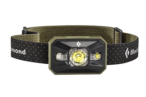 Black Diamond Storm Headlamp, One Size, Dark Olive