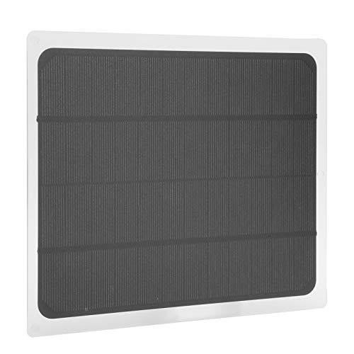 Cargador De Panel Solar, Panel Solar De Alta Calidad, Seguro Para Automóviles, Barcos Profesional Al Aire Libre