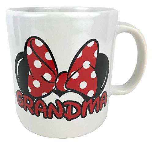 Eastlif Taza Jumbo Disney Abuela Minnie Mouse