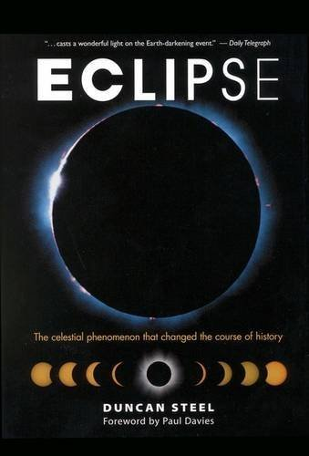 Eclipse: The Celestial Phenomenon That Changed The Course Of History By Paul Davies (2001-10-09)