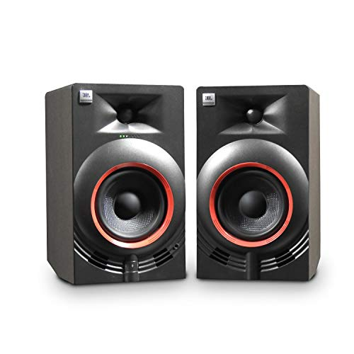 "JBL Professional NANO K4-4"" Full-range Powered Monitor Pair"