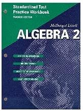 Best mcdougal littell algebra 2 practice workbook teacher edition Reviews
