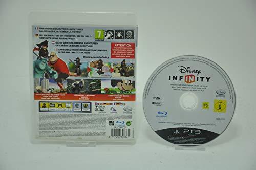 PS3 - Disney Infinity - Solo Gioco, No Base, No Figures - [PAL EU - MULTILINGUA]