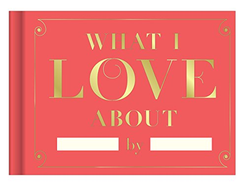 Knock Knock What I Love About You Fill in the Love Journal with Gift Box Photo #6