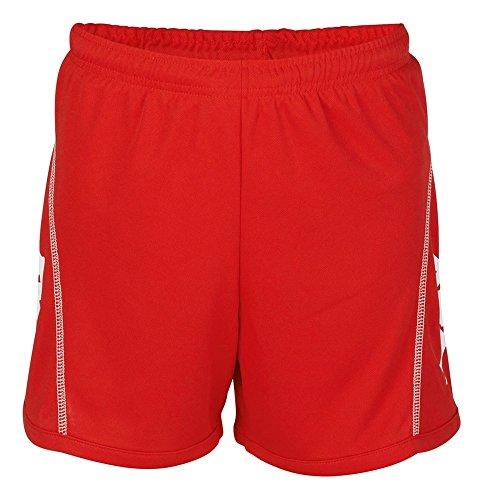 Kappa Jungen Shorts Bademode Badehose (168B) Badeshorts Schwimmshorts Shorts NEU Größe 140, Farbe Tomato