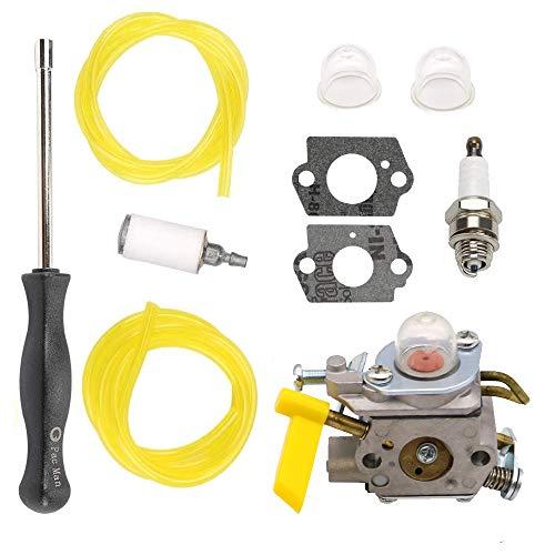 Great Deal! SAKITAM Carburetor for Ryobi EX 26 RY26500B RY 26540 28020 RY26000 RY28000 30CC 26CC Str...