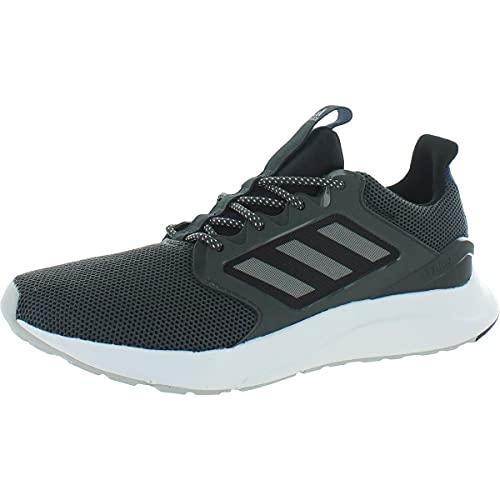 adidas Womens Energy Falcon X Exercise Fitness Running Shoes Gray 8 Medium (B,M)