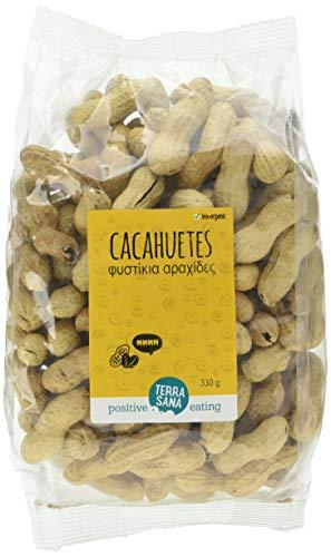 Terrasana Cacahuetes con Cascara (Tostados) 330 g