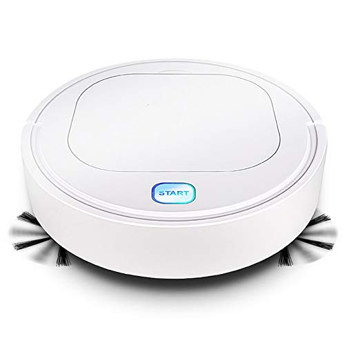 Sale!! DFCHT Robotic Vacuum Cleaner,Intelligent Robot Vacuum Cleanerone-Touch Start with Super Sucti...
