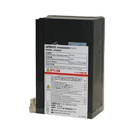 オムロン ソーシアルソリューションズ BYB50S 交換用バッテリーパック(BY35S/50S用)