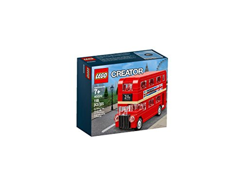 LEGO 40220 Creator Stockbus - London Citybus 118 Teile