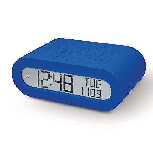 Oregon Scientific rrm116Uhr Wecker mit Radio blau