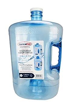 American Made Water Bottle 3-Gallon Blue  3-Gallon
