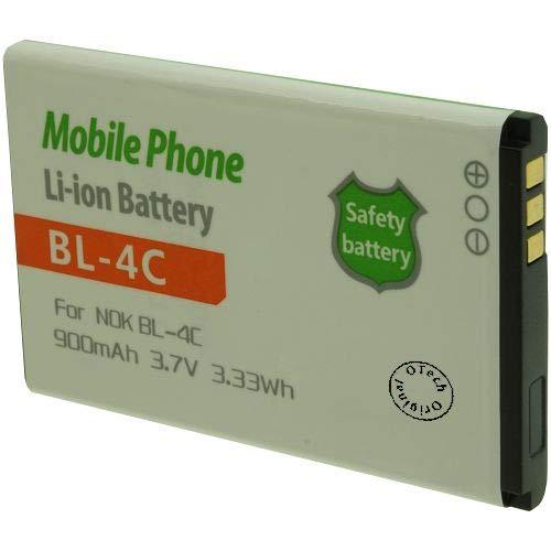 Otech bateria Compatible para Nokia BL-4CT