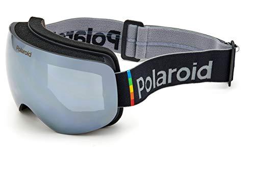 Polaroid MASCARA DE ESQUI PLD MASK 01 9KS M9 With anti-fog & glare control lens