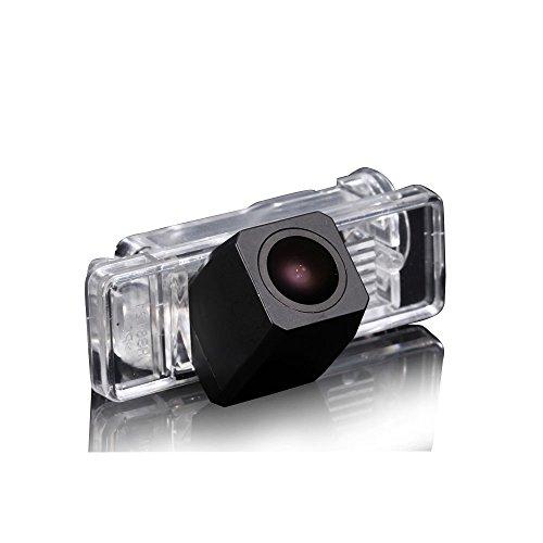 Einparkhilfe,Kamera für Nummerschildbeleuchtung,Kennzeichenbeleuchtung Farb Rückfahrkamera für Mercedes Benz Viano 2004-2012 Vito 2004-2012 Sprinter 2004-onwards,W639