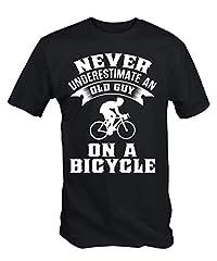 6TN Camiseta Estampada Manga Corta Hombre Negra