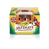 Crayola (R) Ultimate Crayon Case - Estuche para lápices de colores, 152 unidades