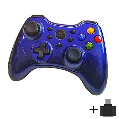 Tres Núcleos Tri-Modo PS3 Juego Controlador Inalámbrico, 2