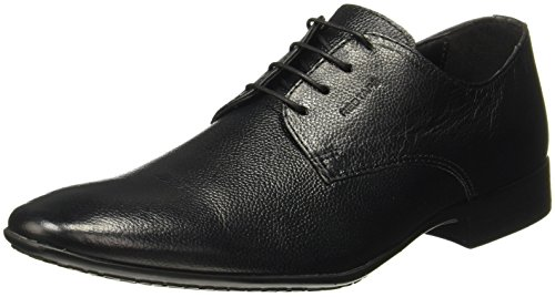 Red Tape Men's Black Formal Shoes - 7 UK/India (41 EU)(RTE0041A-7)