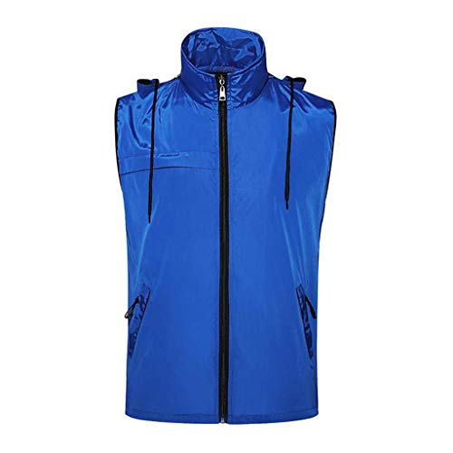 Best Buy! Witspace Thicken Outdoor Warm Clothing Heated for Riding Skiing Fishing Waterproof Vest