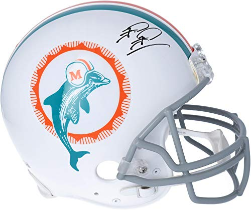Tua Tagovailoa Miami Dolphins Autographed Riddell Throwback Authentic Helmet - Fanatics Authentic Certified