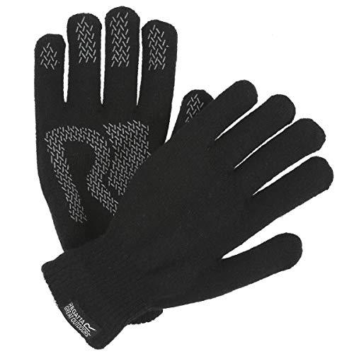 Regatta Mens Brevis Acryilic Knitted Warm Winter Walking Gloves