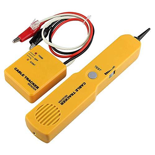LYNN Stromkreis-Tester, mit Tongenerator und Sonden-Set, Kabel-Signalsuchgerät, Testkreislauf (Batterien sind nicht im Lieferumfang enthalten)