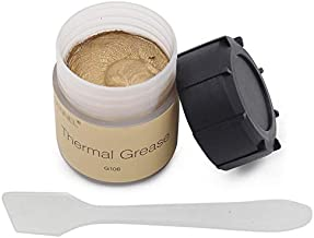 GENNEL G106 20Grams Gold Thermal Compound Paste, Thermal Grease, Heatsink Paste, for CPU Coolers GPU Processor Ovens Chipset Cooling,High Performance
