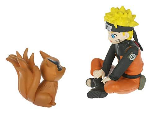 CoolChange Figura de Naruto con 10 Monstruos Biju Chakra 5