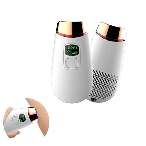 Tengda Depiladora Electrica Unisex, para Cuerpo Y Cara Depilación Depiladora IPL Exfoliación Soft Touch Indoloro Axilas Crema Genitales Depilación Permanente