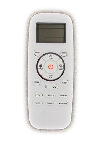 Telecomando di ricambio generico compatibile con DG11L1-03 per condizionatore d'aria Hisense York
