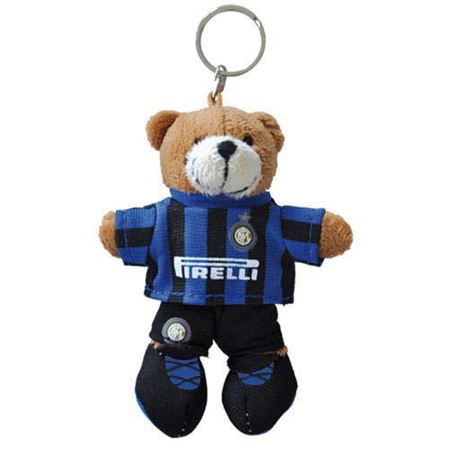 Inter Sportbaer 29219 - F.C Teddy Keyring, beige
