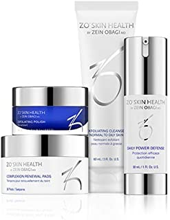 ZO SKIN HEALTH DAILY SKINCARE PROGRAM 4 pc Full Size