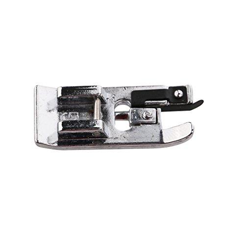 ROSENICE Máquina de coser prensatelas de interruptor multifuncional modelo G para Singer hermano Babylock Janome Kenmore