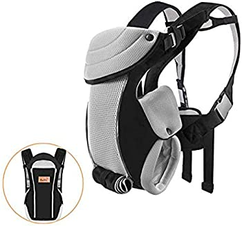 Bable Breathable Soft Newborn Carrier with Hiking Vents