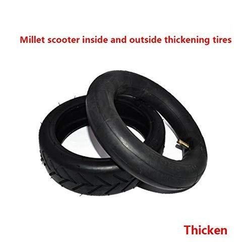 LYTBJ para Patinete eléctrico Neumático de Tubo Exterior Interior de 8,5