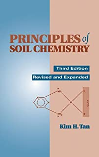 Principles of Soil Chemistry, Third Edition,