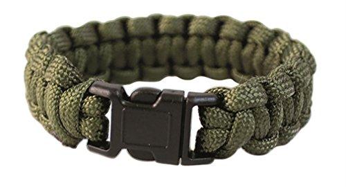 Mil-Tec para Armband 22mm KST.Verschl. Oliv Gr.M