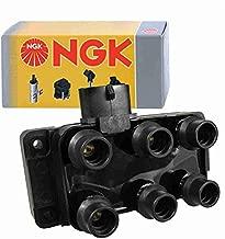 1 pc NGK Ignition Coil for 1990-2011 Ford Ranger 3.0L 4.0L V6 - Spark Plug Tune Up Kit