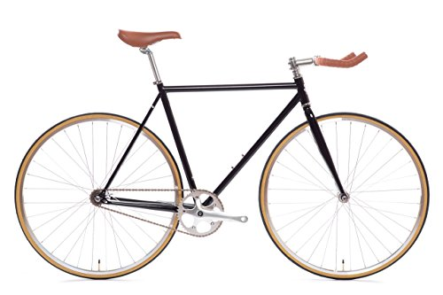 Buy Bargain State Bicycle Bernard - Fixed Gear/Single Speed Bike, 55cm - Bullhorn