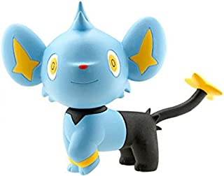 Pokemon Jakks Pacific Basic Figure Shinx [LOOSE] {Random Tail}